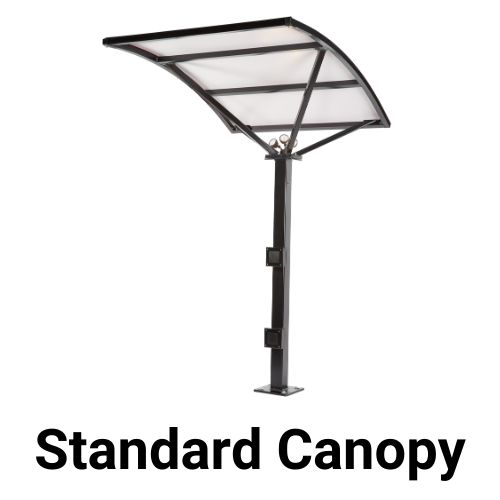 Drive-Thru Standard Canopy