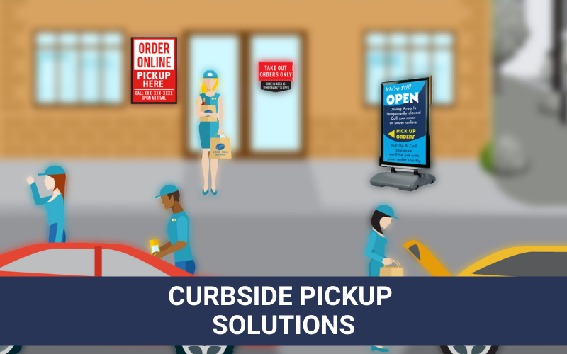 Curbside Pickup Solutions