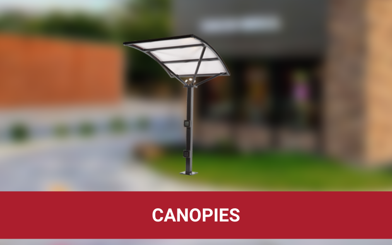 Drive-Thru Canopies