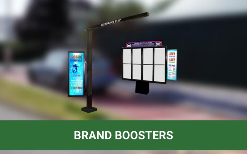 Drive-Thru Brand Boosters