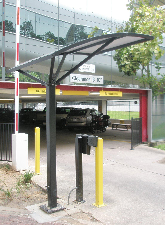 Canopy Parking Garage
