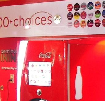 Coca Cola Look of Success: Stadium Menu Refresh