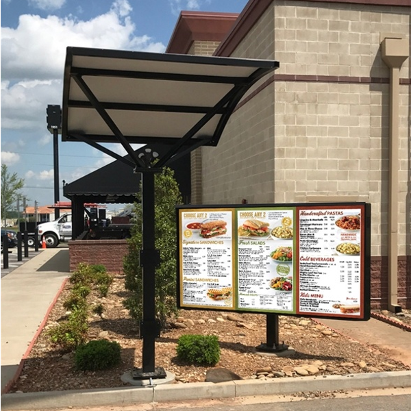 Corner Bakery Digital Drive-Thru