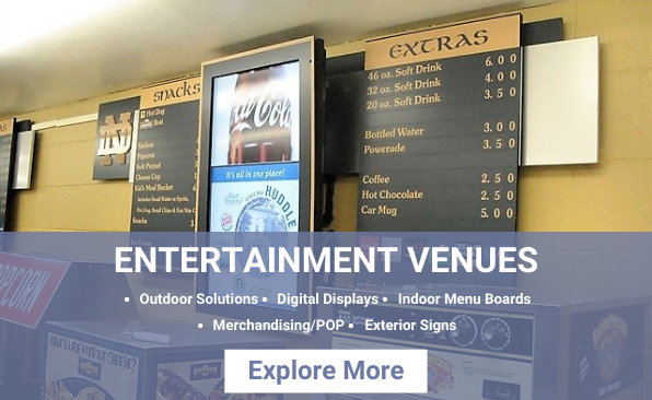 Entertainment Venues