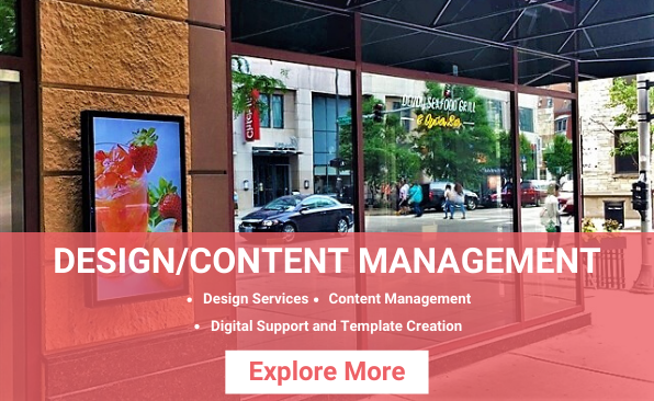 Graphic Design and Content Management