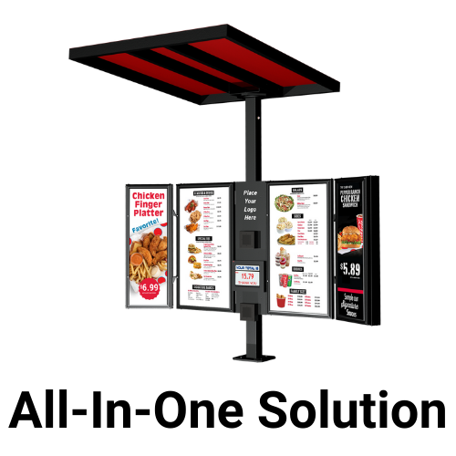 Drive-Thru All-In-One Solution