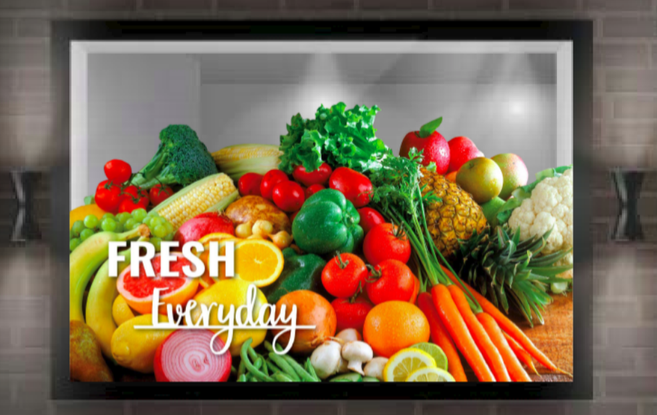 Exterior Signs (Grocery Stores)