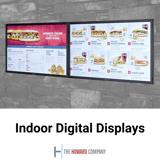 Indoor Digital Displays