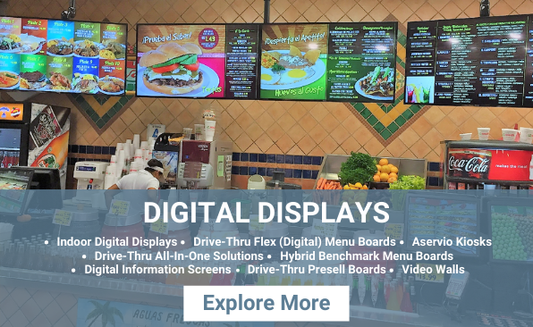Digital Display Solutions