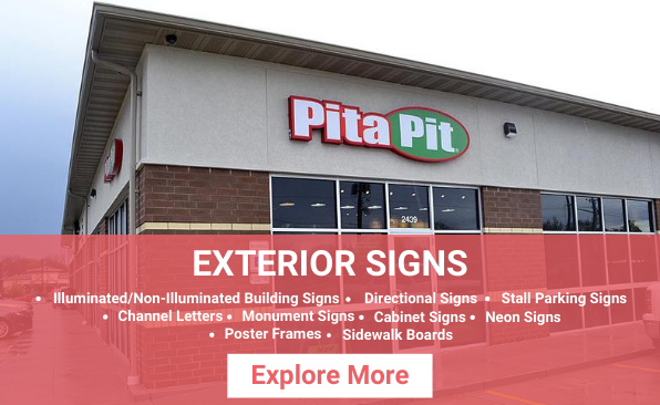Exterior Sign Solutions
