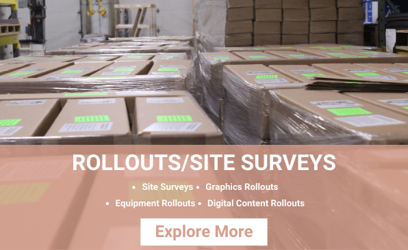 Rollouts and Site Surveys