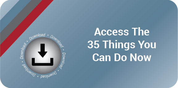 35 Things You Can do Now