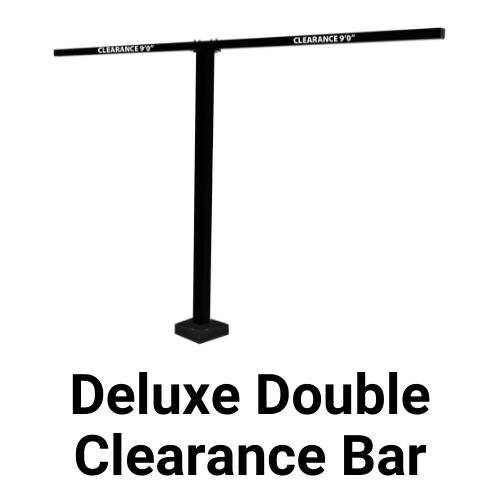 Drive-Thru Deluxe Double Clearance Bar